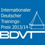 Internationalen deutschen Trainingspreis 2013/14
